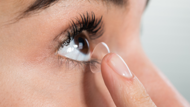 contact-lens-fitting